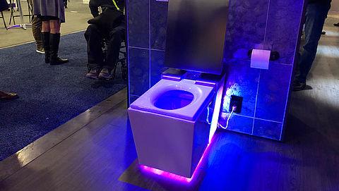 Dit kan je met een bizar toilet van 6000 euro
