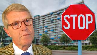 Maaltijdrel Vondelflat escaleert: directeur Lugies klaagt bewoners aan