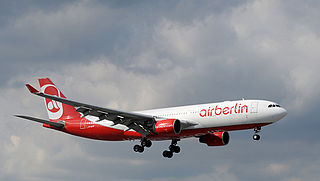 Laatste vlucht failliet Air Berlin 28 oktober