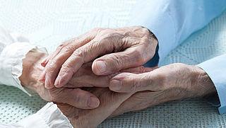 Voldoende ruimte om romantisch of seksueel intiem te zijn in verpleeghuis