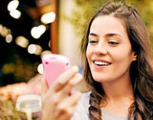 Sms'je tegen hoge kosten mobiel internet