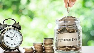 Wat gebeurt er volgend jaar als ik een klein pensioen heb?