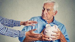 Minder pensioen door negatieve spaarrente?