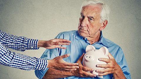 Minder pensioen door negatieve spaarrente?}
