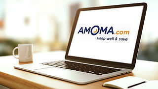Hotelwebsite Amoma is failliet verklaard
