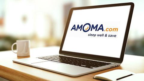 Hotelwebsite Amoma is failliet verklaard