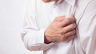 Angst voor hartaanval leidt tot hartaanval