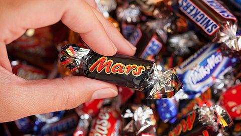 Grote terugroepactie Marsrepen
