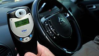 Meer verkeersongelukken door alcohol rond de feestdagen