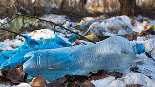 Plastic zwerfafval in rivieren wordt aangepakt