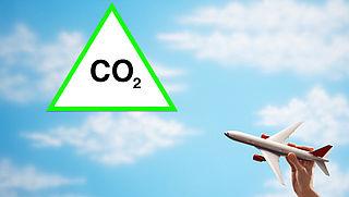 Zaterdag in Radar Radio: Heeft compenseren CO2 bij vliegreis zin?
