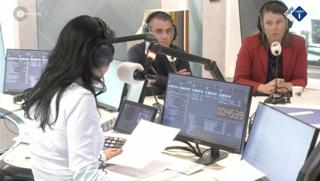 Radio-uitzending 06-04-2019