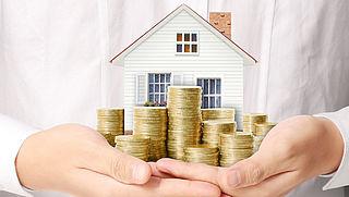 Betalingsproblemen met hypotheken nemen sterk af