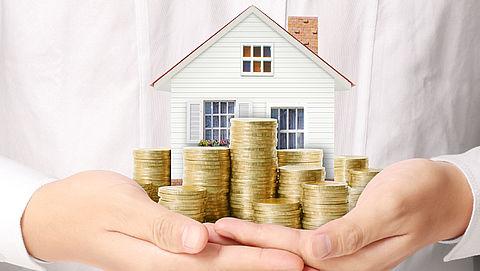 Betalingsproblemen met hypotheken nemen sterk af }