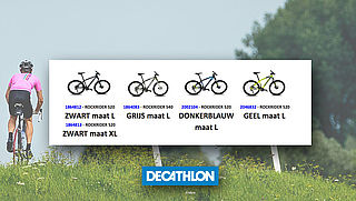 Decathlon roept B'TWIN mountainbike terug