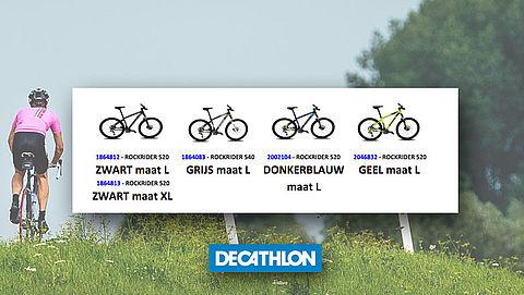 Decathlon roept B'TWIN mountainbike terug}