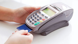 'Pas op voor collectanten met pinautomaat'