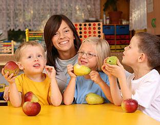 'Fruit vervangt hagelslag bij schoolontbijt'