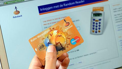 Rabobank stopt met scanner voor internetbankieren
