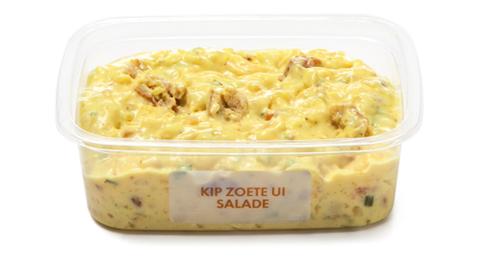 Oppassen voor tarwe en soja in HEMA-salade