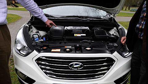 Olie- en autobedrijven sluiten waterstofpact