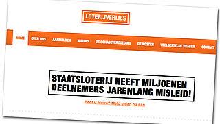 Radarlijn: Loterijverlies wil weer geld