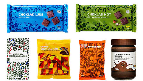 IKEA roept nog meer chocolade terug}