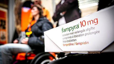 Opnieuw onderzoek naar effectiviteit MS-medicijn Fampyra}