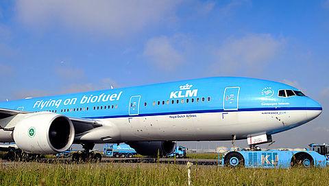 KLM investeert in nieuwe fabriek voor vervaardigen van duurzame kerosine}