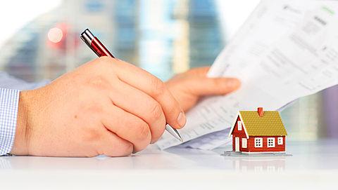 Proef hypotheekaanvraag zonder werkgeversverklaring}