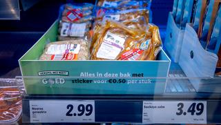 Lidl verkoopt producten op uiterste houdbaarheidsdatum voortaan voor spotprijzen
