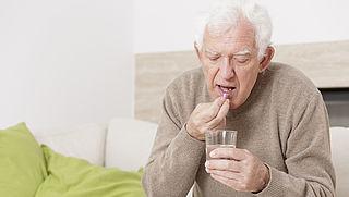 34 procent patiënten wordt zieker na medicijnwissel