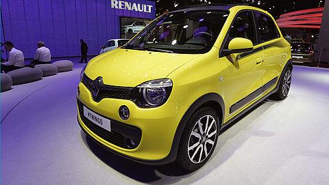 Renault roept Twingo's terug vanwege losrakende motorkap}