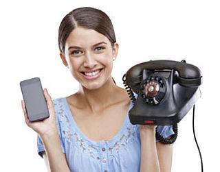Een op de drie mensen gebruikt geen vaste telefoon (meer)