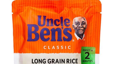 Logo rijstmerk Uncle Ben's onder vuur