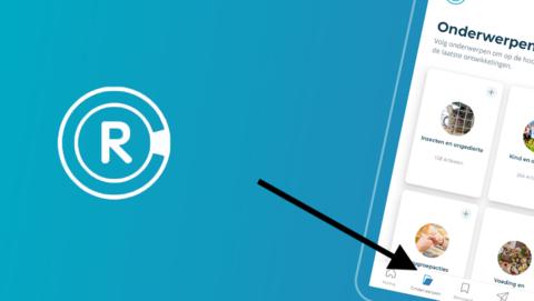 Volg de nieuwe onderwerpen in de Radar-app}