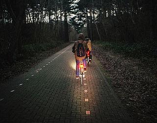 Minder bonnen voor fietser en linksrijders
