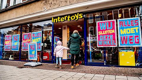 Nog eens 60 Intertoyswinkels dicht