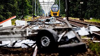 'Onacceptabel' aantal doden door onveilige spoorwegovergang