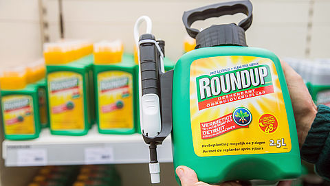 Aantal klachten over Roundup neemt sterk toe