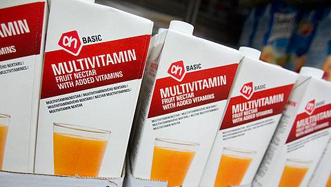 Albert Heijn vermindert suiker in kinderfrisdranken