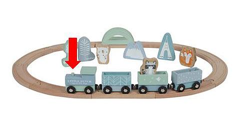 NVWA: 'Pas op voor stikken bij houten treinbaan'