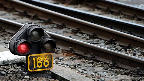 Draadloze sensoren op spoor moet treinstoringen in de winter voorkomen