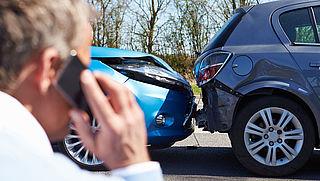 Jaarlijks duizenden aanrijdingen om verzekering op te lichten