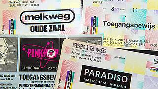 Prijzen concertkaartjes duidelijker voor consument