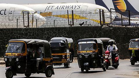 Jet Airways in problemen vanwege uitblijven investeerder}