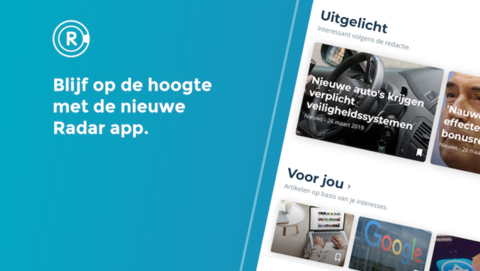 Download de vernieuwde Radar-app