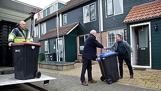 Mag je een papiercontainer van de gemeente weigeren?