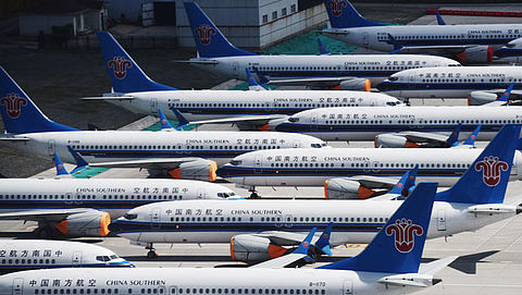 'Boeing type 737 MAX gaat dit jaar weer vliegen'