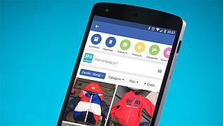 Facebook gaat met Marketplace de concurrentie aan met Marktplaats